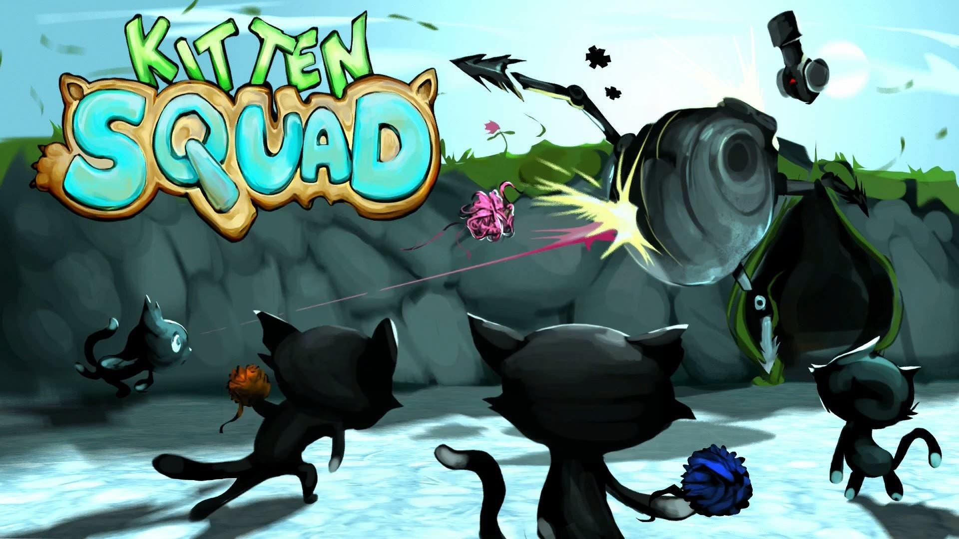 [Act.] Kitten Squad ya se puede descargar gratuitamente en la eShop de Switch