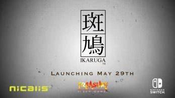 [Act.] El clásico Ikaruga llegará a Nintendo Switch
