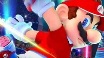 Nintendo parece haber cerrado el sitio web oficial de Mario Tennis Aces en América
