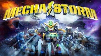 Mecha Storm se lanzará en Nintendo Switch el 25 de mayo