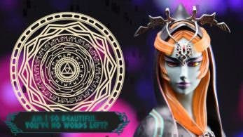 First 4 Figures nos muestra su figura de Midna Real de Zelda: Twilight Princess en este vídeo