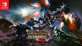 Monster Hunter Generations Ultimate se actualiza a la versión 1.1.0