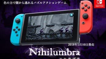 Nihilumbra llegará a la eShop japonesa de Nintendo Switch el próximo 10 de mayo