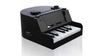 La impresión 3D lleva al piano de Nintendo Labo a un nuevo nivel