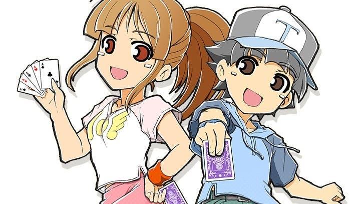 El juego de cartas japonés Okiraku Daifugo SP llegará a Nintendo Switch