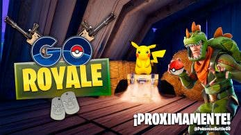 Vuelve Pokémon Battle GO con un clasificatorio en Fortnite