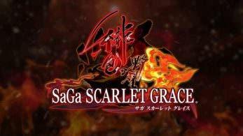 SaGa: Scarlet Grace nos muestra el tráiler de su historia