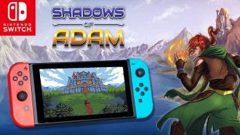 Shadows of Adam llegará a Nintendo Switch