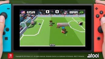 Atooi prepara una nueva actualización para Soccer Slammers y un nuevo juego en 3D