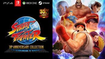 Nuevo vídeo de Street Fighter 30th Anniversary Collection en retrospectiva: Street Fighter III