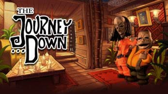 Fechas de lanzamiento confirmadas para The Journey Down en Nintendo Switch