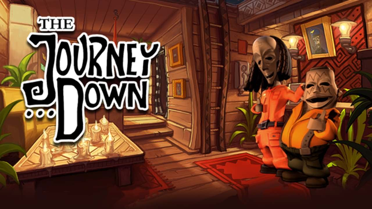 La trilogía de The Journey Down se lanzará como un pack en Switch el 21 de febrero