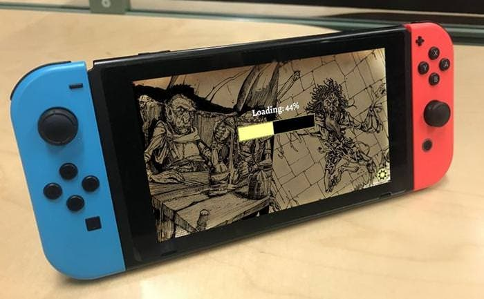 The Warlock of Firetop Mountain llegará a Nintendo Switch