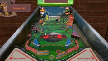 World Soccer Pinball llegará a Nintendo Switch el 31 de mayo