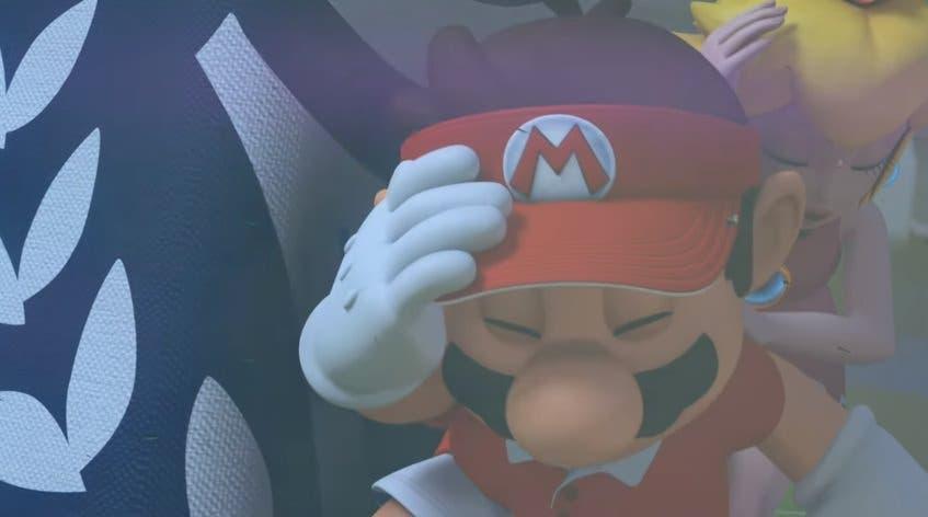 Nuevo tráiler de Mario Tennis Aces centrado en la historia