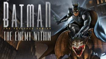 La ESRB también lista Batman: The Enemy Within para Nintendo Switch