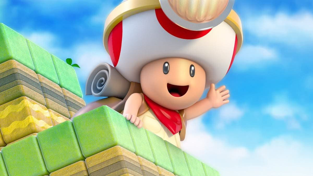 Así es la recompensa por reservar Captain Toad: Treasure Tracker en Hong Kong