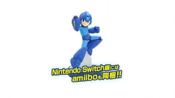 [Act.] Anunciado un nuevo amiibo de Mega Man junto a las ediciones especiales de Mega Man 11 para América y Japón