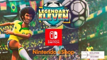 Ya disponible el parche 1.0.1 para Legendary Eleven en Nintendo Switch