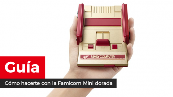 [Guía] Cómo adquirir Famicom Classic Mini: Weekly Shonen Jump 50th Anniversary Edition