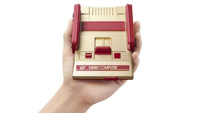 La Famicom Mini dorada vendió 110.000 unidades en su primera semana a la venta en Japón