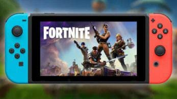 Fortnite ha sido registrado para Nintendo Switch en Corea del Sur