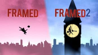 [Act.] Framed Collection se estrena el 17 de mayo en Nintendo Switch