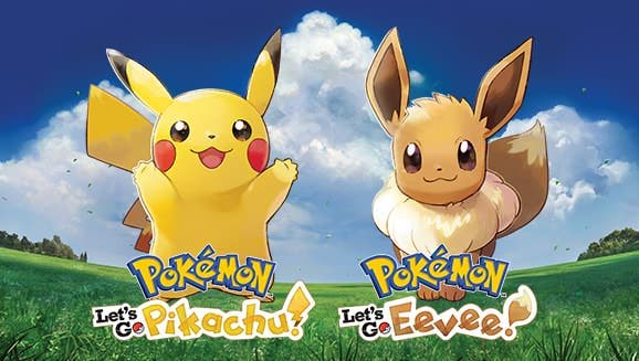 Pokemon Let S Go Pikachu Eevee Domina El Top 5 De Lo Mas