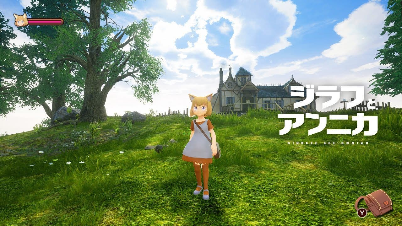Giraffe and Annika confirma su lanzamiento en Nintendo Switch