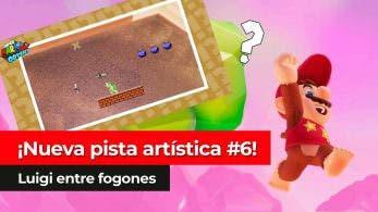 [Vídeo] Encontramos la última pista artística de Super Mario Odyssey