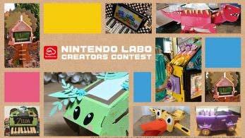 Anunciados los ganadores de la categoría de decoración en el Nintendo Labo Creators Contest