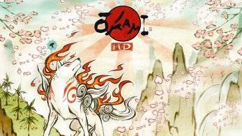 Gameplay de Okami HD con la pantalla táctil de Nintendo Switch