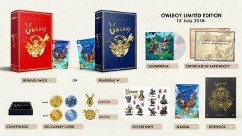 Detallada la edición limitada de Owlboy