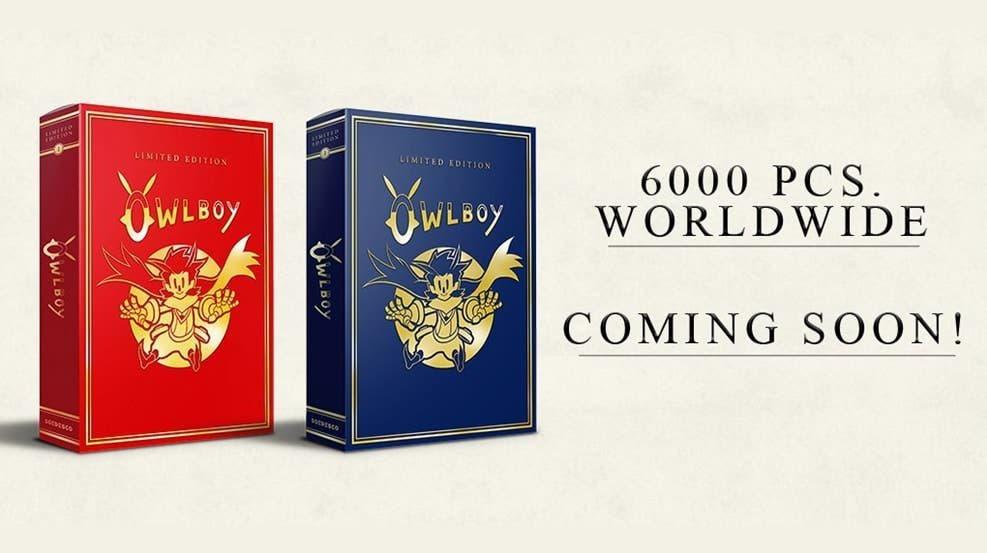Desvelada la edición limitada de Owlboy