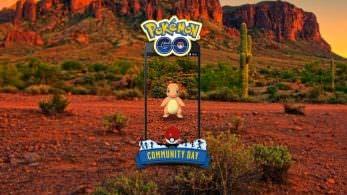 El movimiento exclusivo del Día de la Comunidad de Pokémon GO que tendrá lugar el 19 de mayo será Anillo ígneo