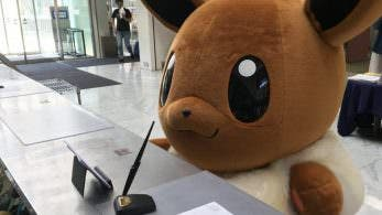 Nintendo registra la marca de Eevee en China