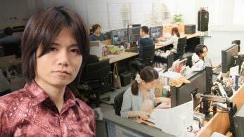 Masahiro Sakurai trabaja unas 10 horas diarias actualmente