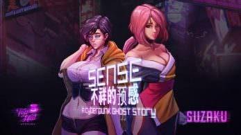 Anunciado Sense: A Cyberpunk Ghost Story para Nintendo Switch