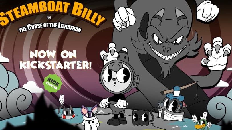 Steamboat Billy: The Curse of the Leviathan va de camino a Nintendo Switch