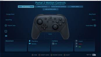 [Act.] Steam añade compatibilidad oficial con el Pro Controller de Switch en la última versión beta del cliente