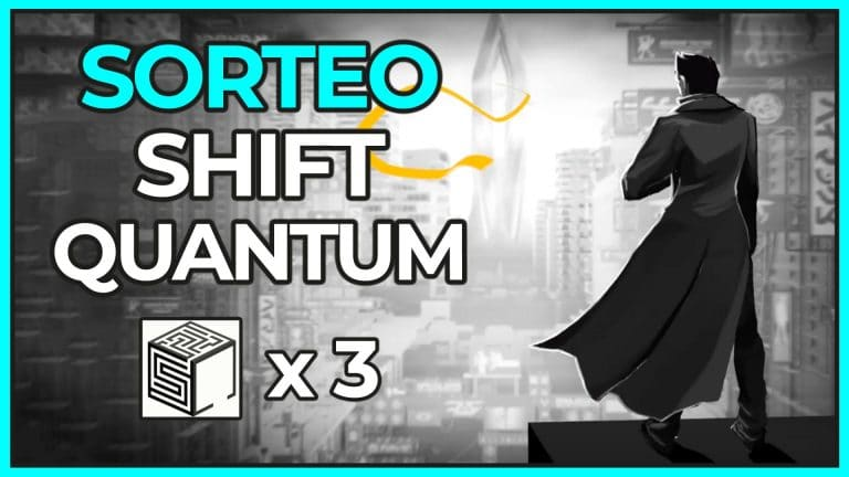 ¡Sorteamos 3 copias de Shift Quantum para Nintendo Switch en YouTube!