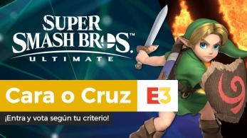 Cara o Cruz #60: ¿Debería Nintendo haber incluido más personajes nuevos en vez de recuperar a los clásicos en Super Smash Bros. Ultimate?