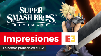 [Impresiones] Super Smash Bros. Ultimate en el E3 2018