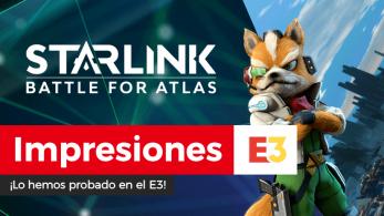 [Impresiones] Starlink: Battle for Atlas con Star Fox en el E3 2018