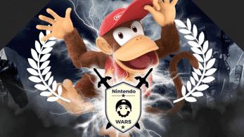 ¡Diddy Kong gana Nintendo Wars: Familia de Donkey Kong… pero por los pelos!