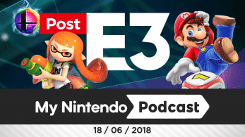 [Act.] My Nintendo Podcast 2×16: Post E3 2018: ¿Fracaso de Nintendo?