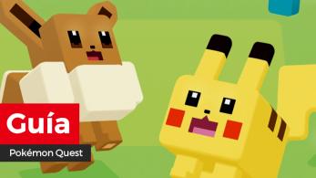 [Guía] Pokémon Quest: Claves y recomendaciones