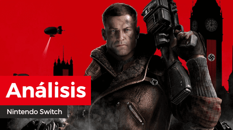 [Análisis]Wolfenstein II: The New Colossus
