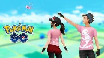 Pokémon GO recibe dos nuevas camisetas de Mew y Latios y Latias