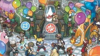 "El minijuego global ""Pásalo bomba en la Festi Plaza"" arranca en Pokémon UltrasolyUltraluna"